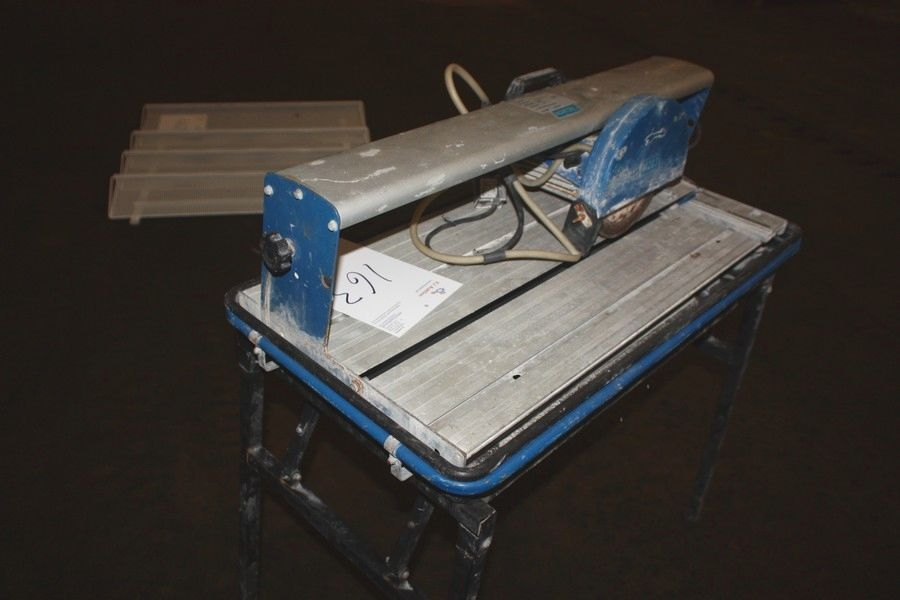 Tile Cutter Norton Saw M203 ø200 ø25 4 Mm 30 At 0