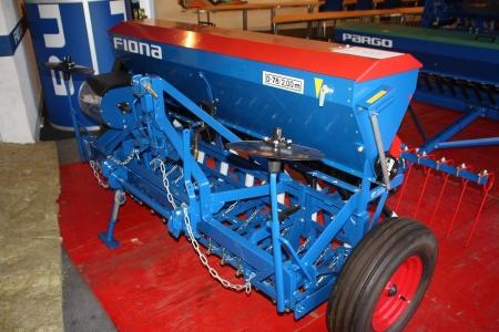 Fiona D-78 / 2,00 m. Såmaskine