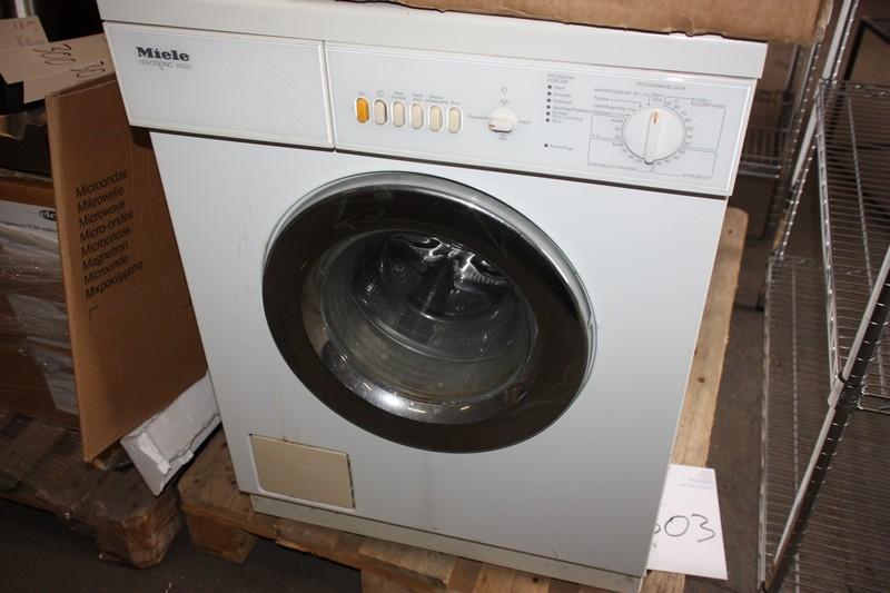 vaskemaskine brugt miele novotronic w820 komfur brugt. Black Bedroom Furniture Sets. Home Design Ideas