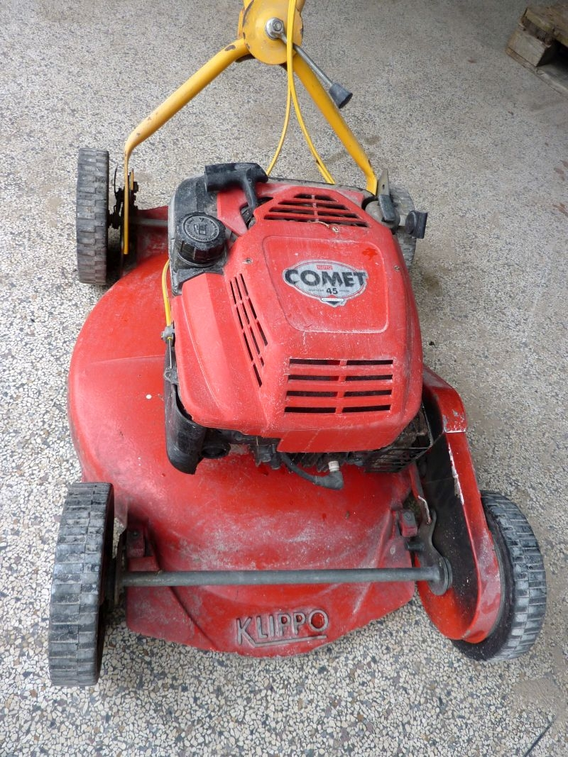 Mower, Klippo Comet 45. For sale by private individual. VAT ...