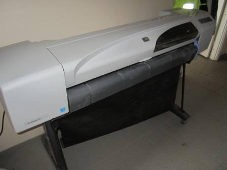 storformatprinter hp designjet 510 kj auktion maskinauktioner. Black Bedroom Furniture Sets. Home Design Ideas