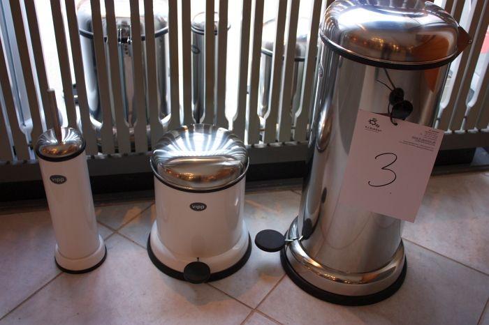 Vipp Toilet Brush : Vipp waste basket high model vipp soap dispenser vipp toilet