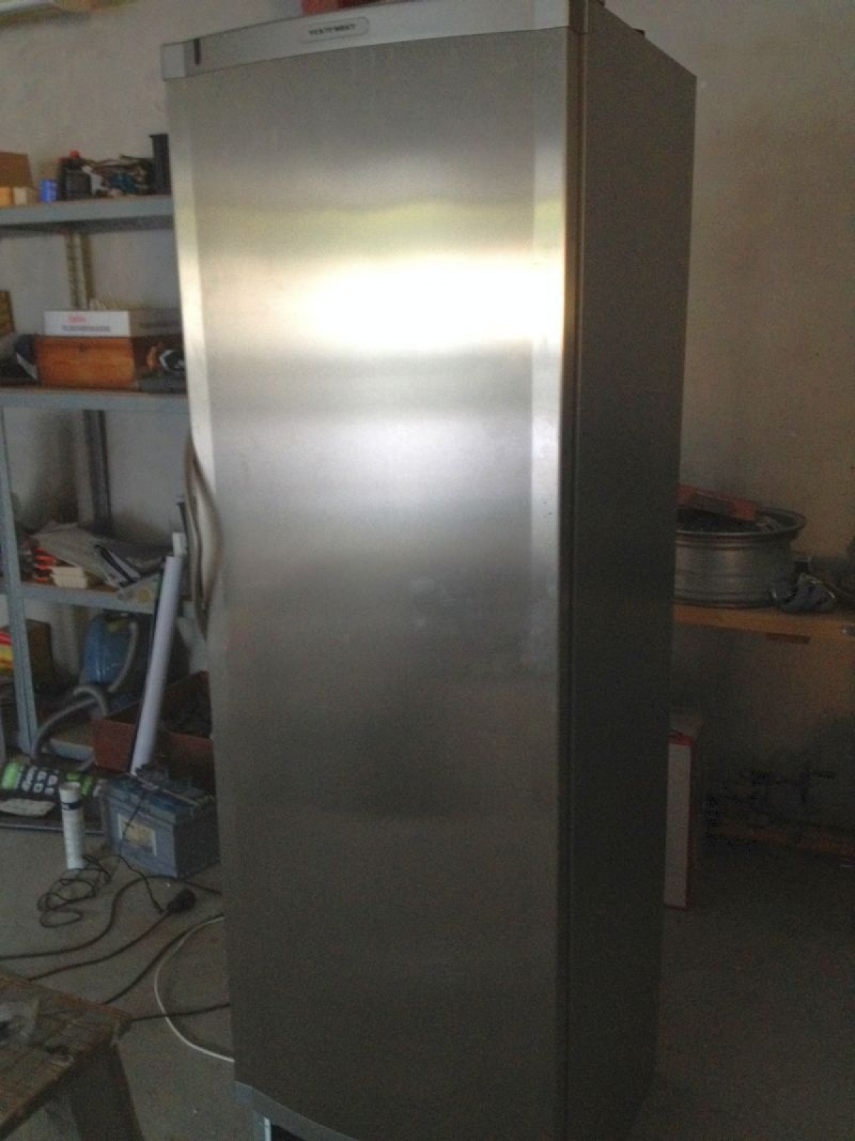 Kühlschrank, Vestfrost Aluminium. Sehen Sie alle Details zum Google ...
