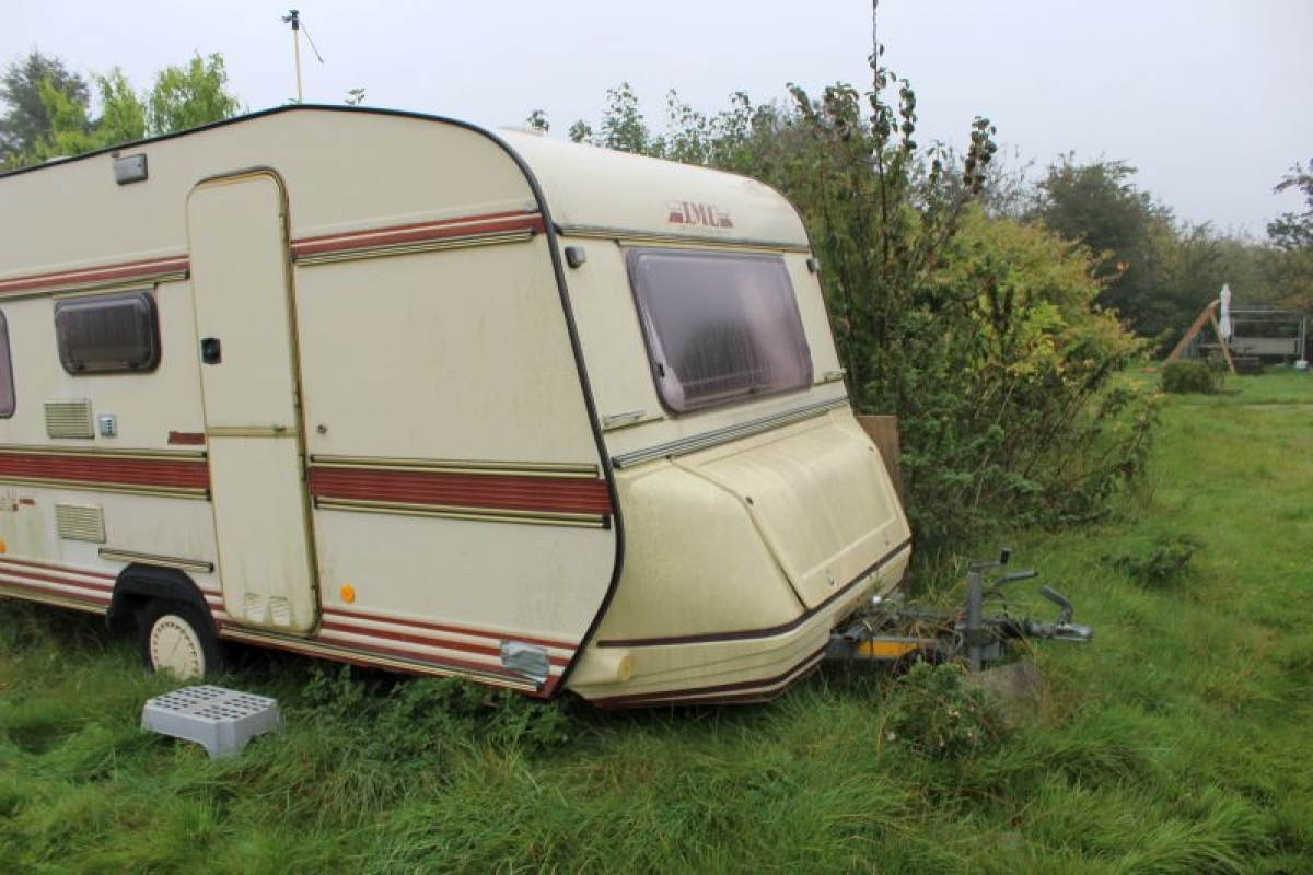 Campingvogn LMC Münsterland Luksus,stel nr. W09119111G0L06934 uden ...