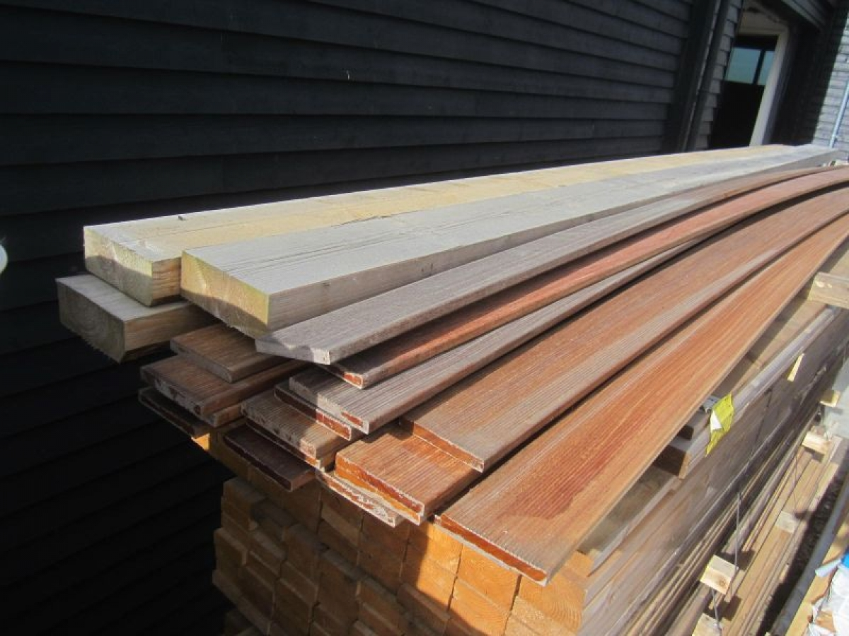 23 paragraph terrace boards approximately 20x145 mm for 5 metre decking boards