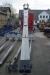 Gylleomrører, Dan Kvic. Original: 5/2014. Aldrig brugt / overgemt. 8 meter arm, kraftig bygget. Drejebar 360 grader. Effekt: 150 - 300 hk. Utrolig servicevenlig. Nypris ca. 170.000