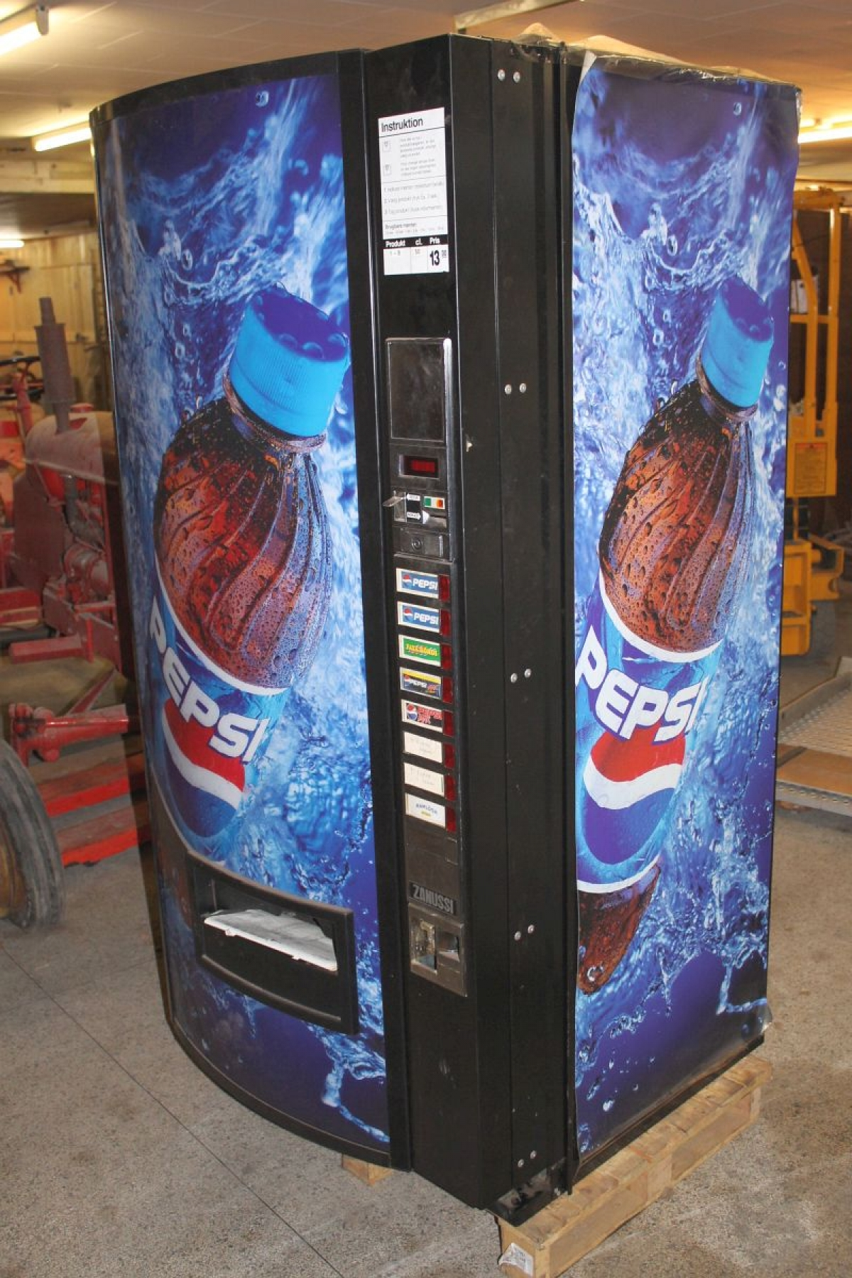 Fein Pepsi Kühlschrank Bilder - Die besten Einrichtungsideen ...
