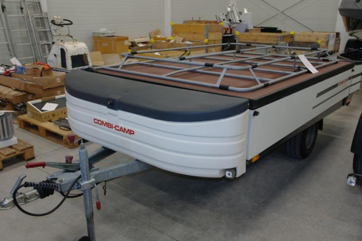 Combi Camp Modell Venezia Comfort 750. Mit delux Küche. 425 kg ...