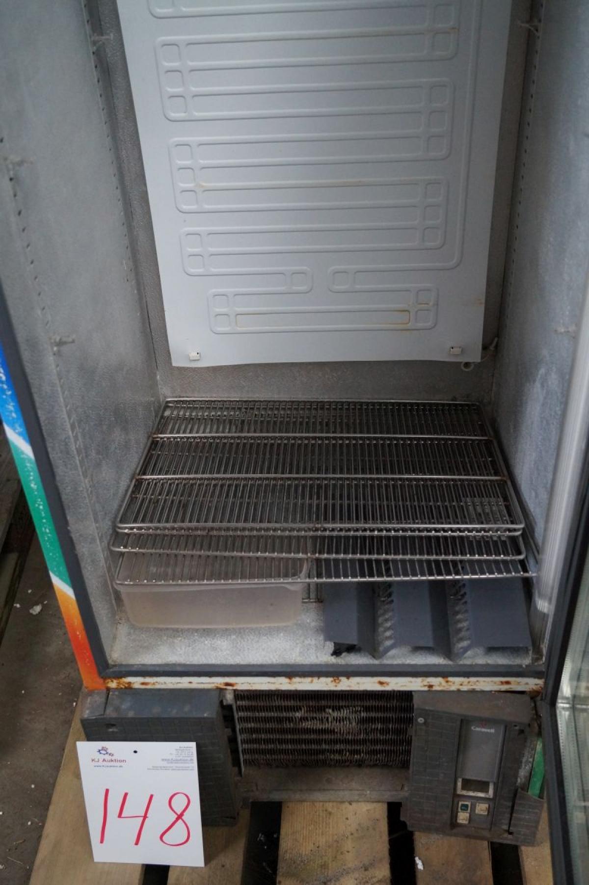 Kühlschrank, mrk. Caravell. Stehen ok - KJ Auktion - Maschinen-Auktionen