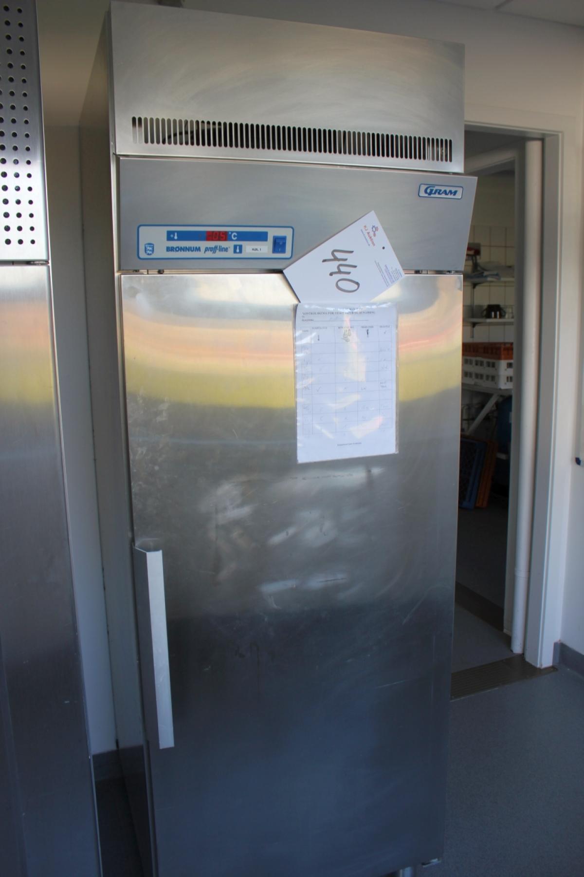 Wunderbar Industrie Kühlschrank Zeitgenössisch - Die ...
