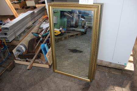2 st ck spiegel mit goldrahmen kj auktion maschinen. Black Bedroom Furniture Sets. Home Design Ideas