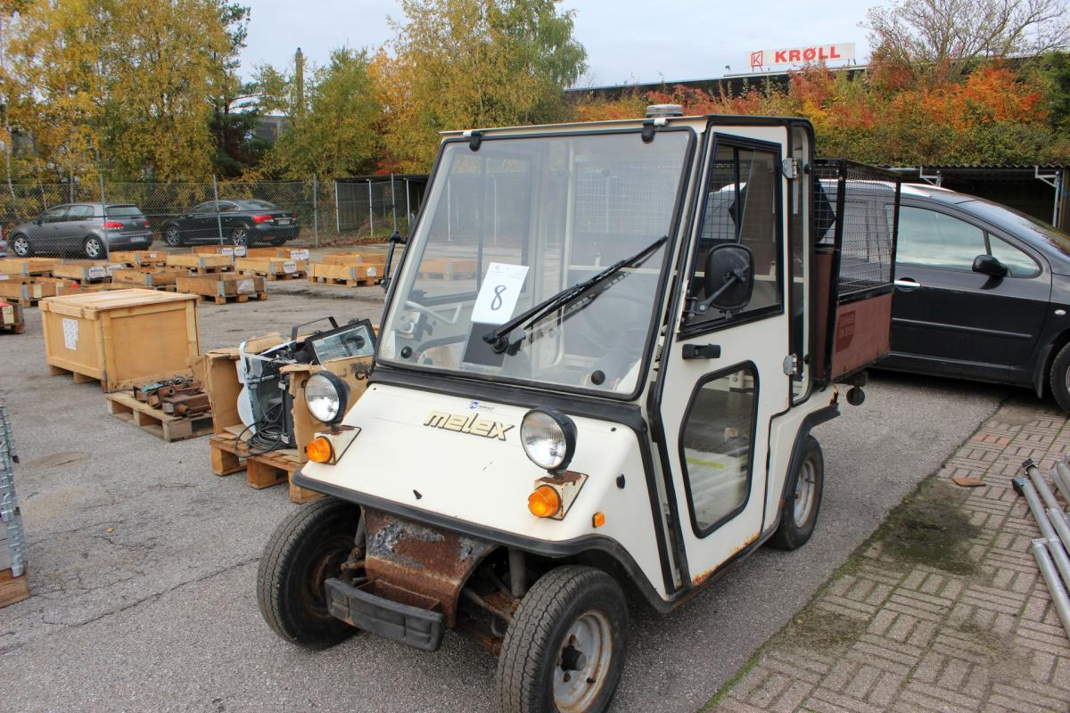 Melex Golf Cart Kes on
