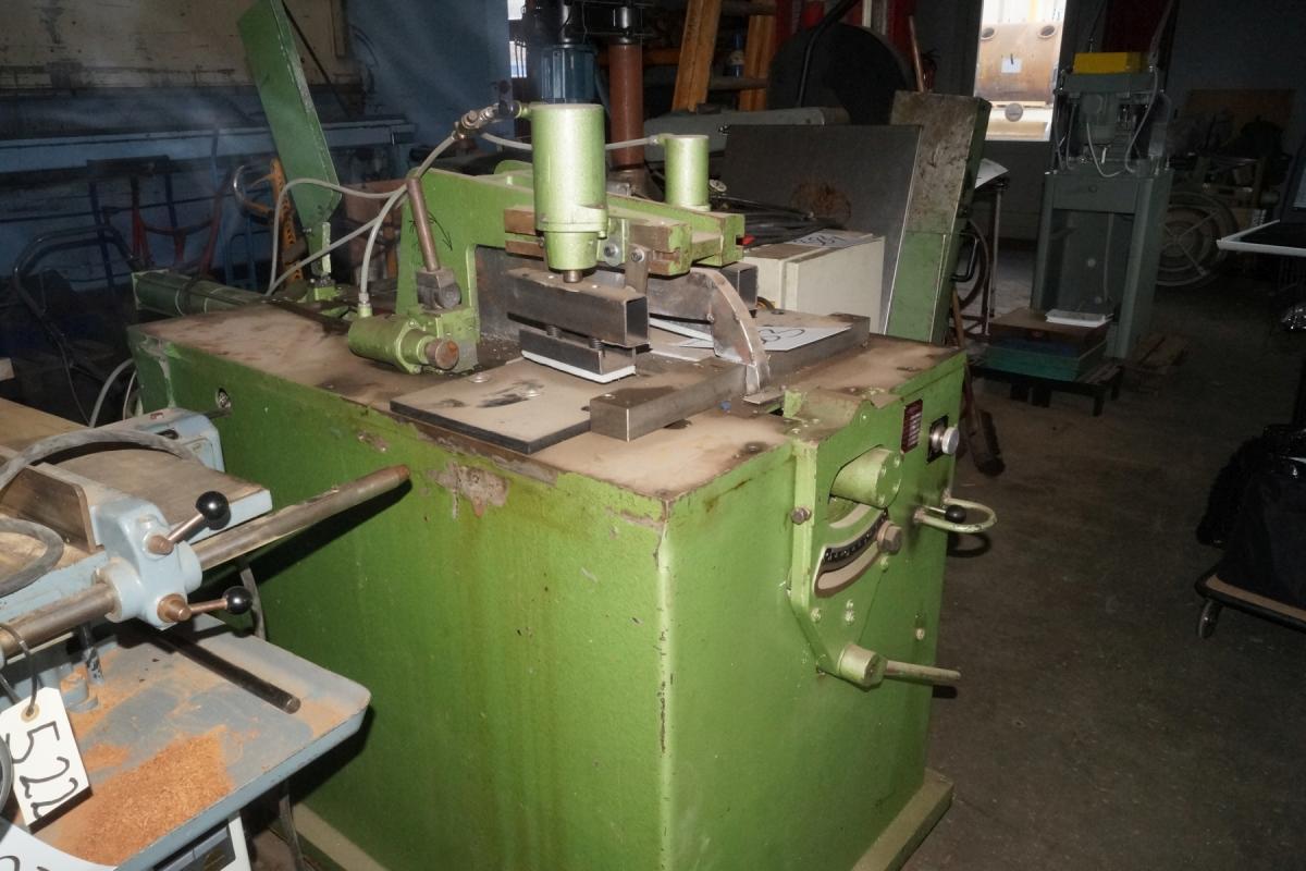 Gattersäge Eisele Typ ZMS PV 023 - KJ Auktion - Maschinen-Auktionen