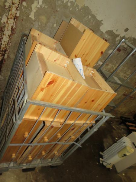 fyrretræsmøbler brugte