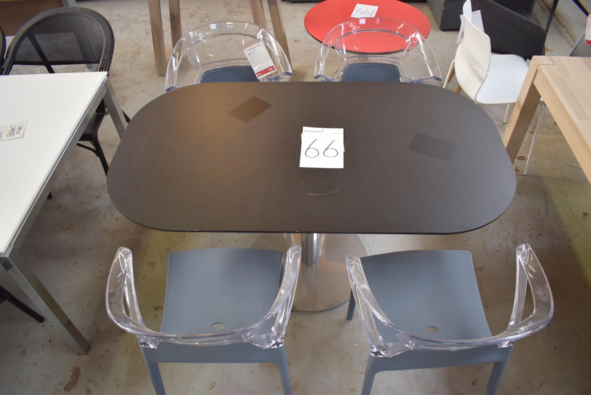 Tabelle 80 X 140 Cm 4 Plastikstuhle Kj Auktion Maschinen Auktionen