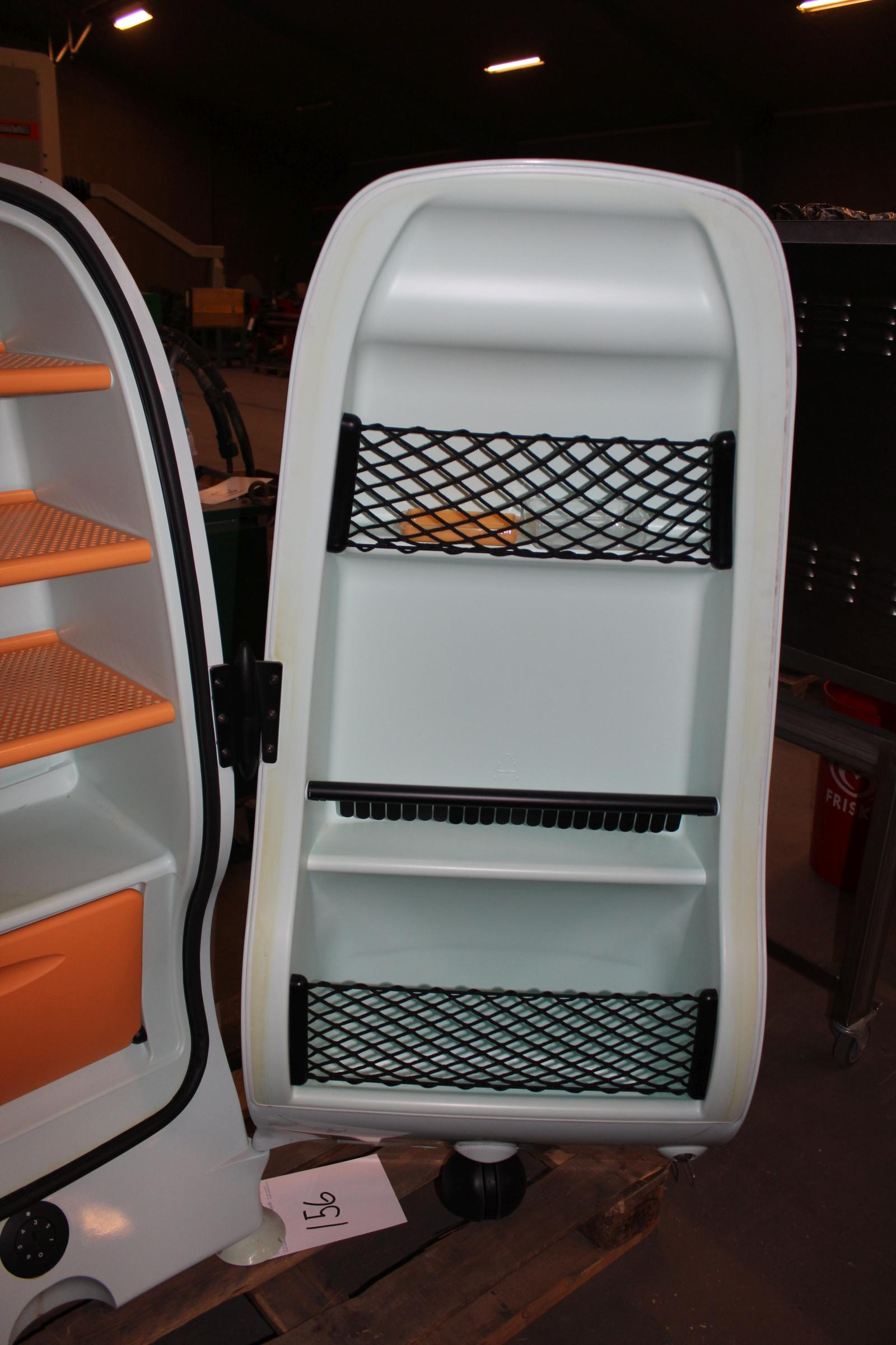 Zanussi Kühlschrank Design R pezzeta 143x55x56 cm - KJ Auktion ...