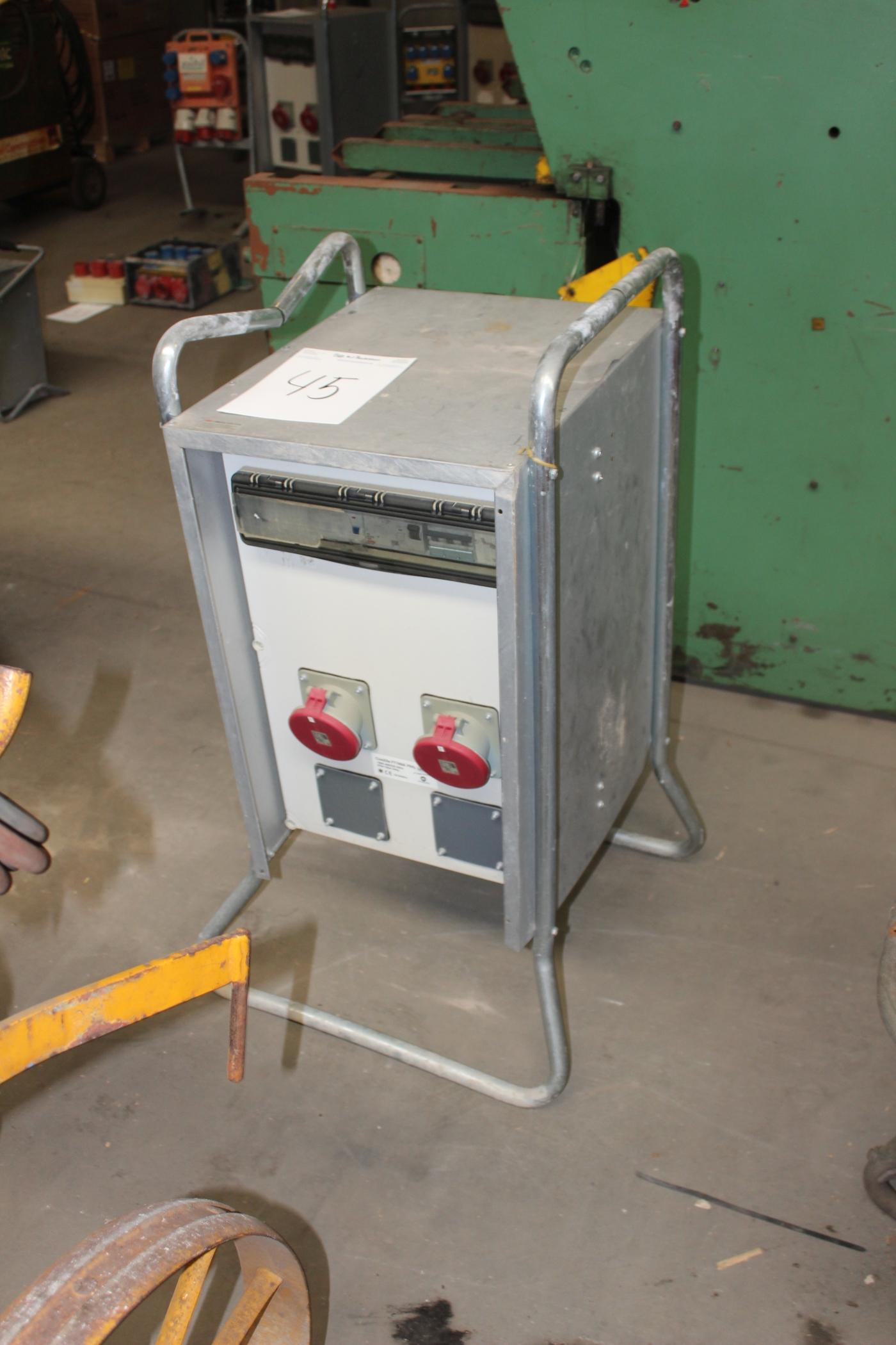 Conzite FT160A NST with fuse box.