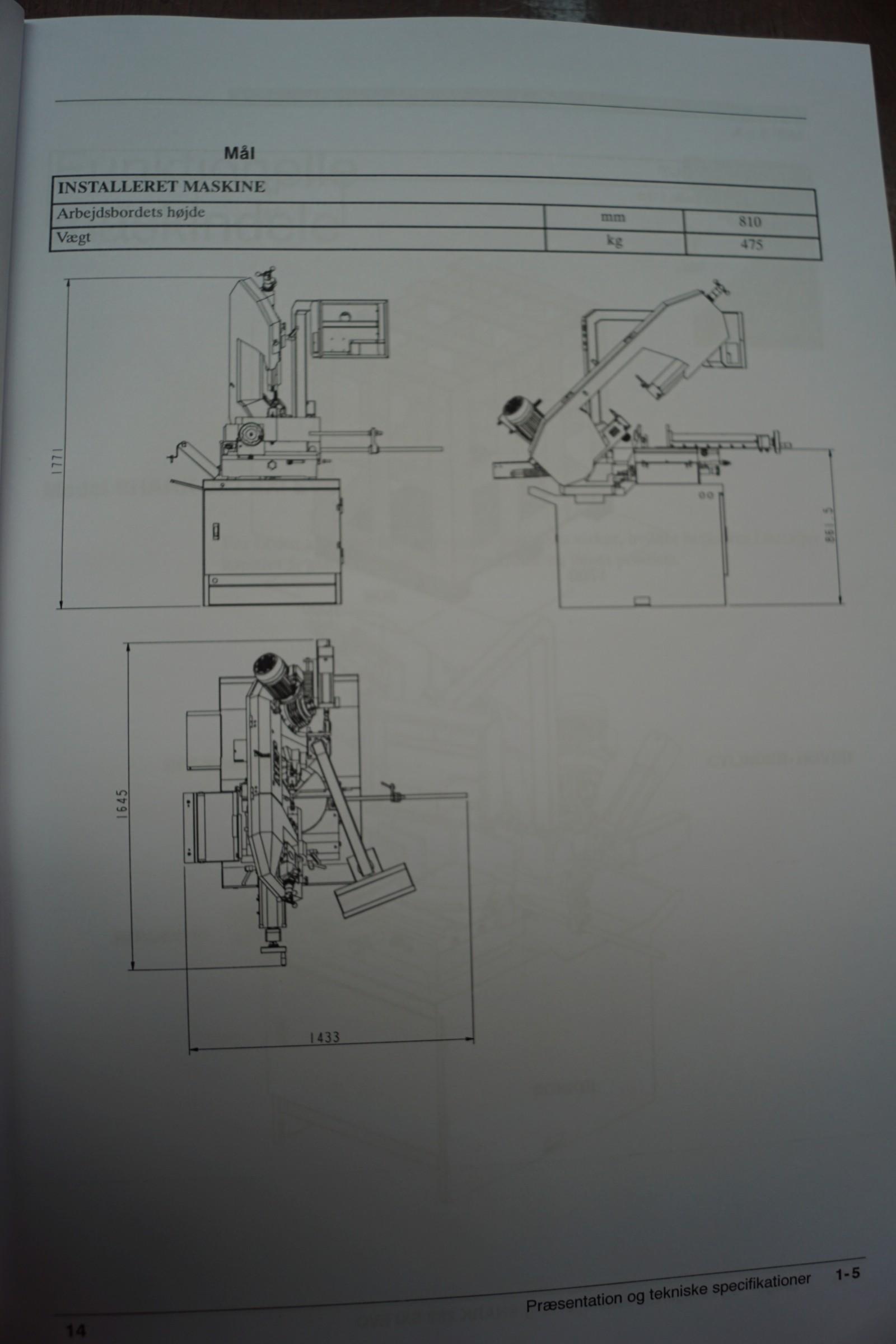 Fully Automatic Belt Saw Mrk Shark 282 Sxi Evo Years 2018 Kj 0413 Rocker Switch Wiring Diagram