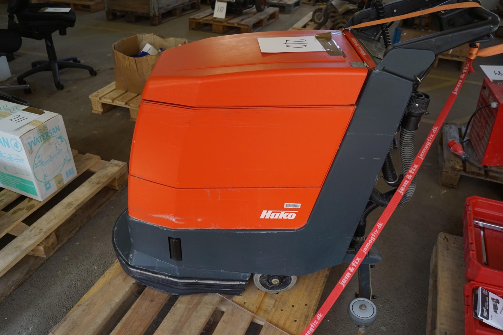 Hako Floor Washer Hakomatic E / B 450/530