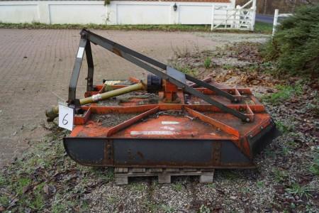 Brakpudser Kuhn model Bav 1550 årgang 2001 bredde 160 cm